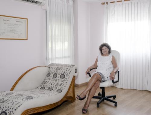 45 años de Psicóloga